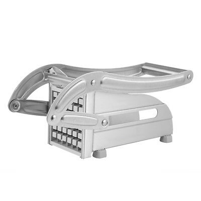 HOT Household Hand-operated Convenient Stainless Steel Potato Strip-cutter AU