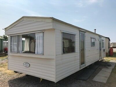 Low cost static caravan for sale with cheap site fees in Morecambe