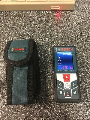 Bosch GLM-42 Professional 135 ft. Laser Measure With Full-Color Display
