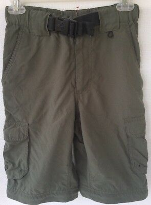 Boy Scouts of America Switchback Belted Uniform Pant Shorts Only youth large