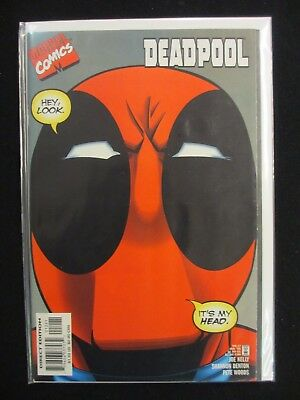 Marvel Comics Deadpool Vol 1 No 12 January 1998