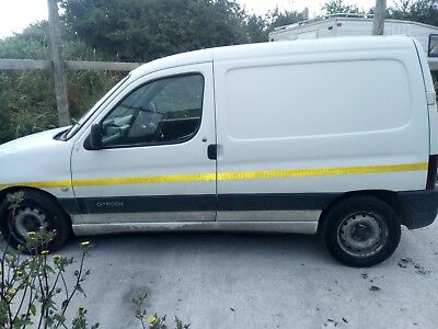 Citroen Berlingo 1.6- Spares or Repairs - Starts and Drives