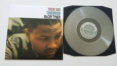 MCCOY TYNER Today And Tomorrow 140 gr Jazz Vinyl LIMITED EDITION John Coltrane