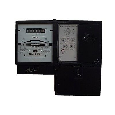 Landlords £1 Coin Electric Meter 60amp Sangamo