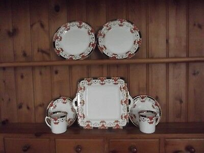 Sutherland China Tea For 2