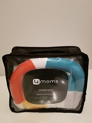 Newborn Insert Support Cushion for 4moms Mamaroo Infant Baby Seat Reversible