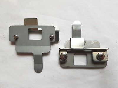 Silver Reed Knitmaster Knitting Machine Srp Left Right Auxiliary Pieces L & R