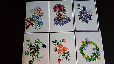 Handmade paper quilling greeting cards 620 picclick handmade paper quilling greeting cards m4hsunfo