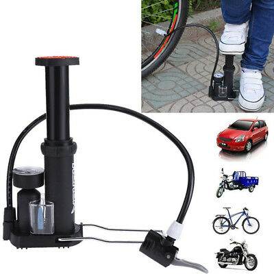 Mini Pompe à Vélo Portable Air Pump Pompe portative bicyclette Sport Randonnée