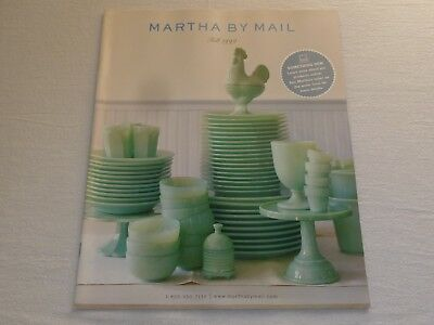 Martha By Mail catalog FALL 1999 NEAR MINT Condition Kitchen Decorating + Crafts