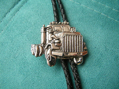 Bolotie Bolo Tie Schnürsenkel Western Krawatte King of the Road Tracker / Car