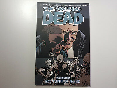 The Walking Dead Volume 25 No Turning Back Graphic Novel Comic