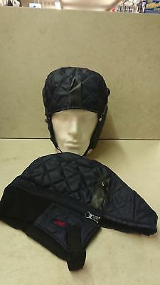 Jsp Cold Weather Safety Helmet Comforter Ahv000-400-000 Brand New