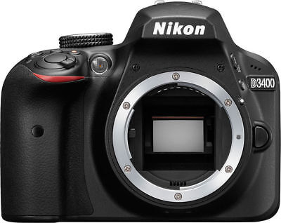 Nikon D3400 24.2 MP Digital SLR Camera Body Only