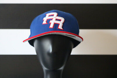 74b5a9819e5 Puerto Rico World Baseball Classic New Era 59FIFTY Fitted Cap Hat Size 7 1 4