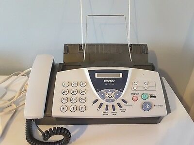 brother fax machine T104