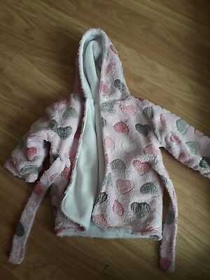Baby girl dressing gown 9-12 months