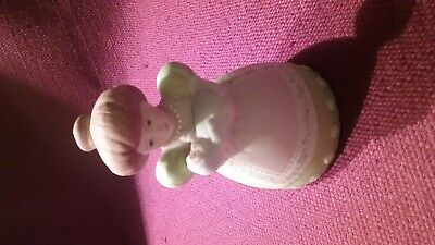 Avon 1988 bell with lady and baby