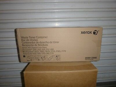 Xerox Waste Toner Container C75 J75 700 700i Color Press 008R12990 8R12990