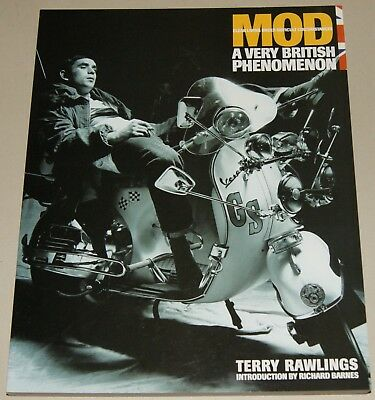 MOD A Very British Phenomenon By Terry Rawlings Story Fotobuch