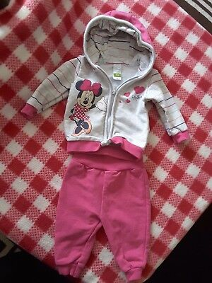 Ensemble minnie 3  mois