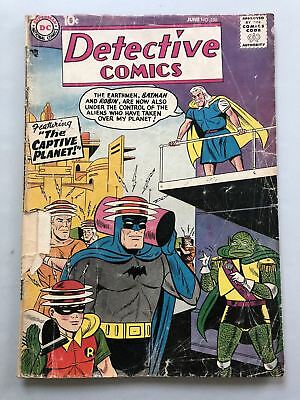 Detective Comics (1937 1st Series) #256 Brittle Loose Cover