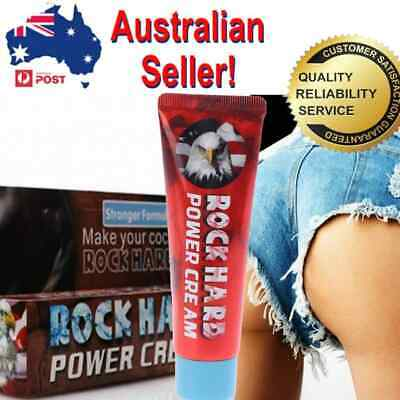 Time Tested - Rock Hard Power Cream Stronger Harder Male Erections Last Longer