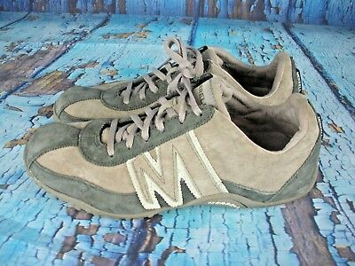 Discover finest fabrics stylish design MERRELL SPRINT BLAST Suede Dark Green Winter Leather Running Hiking Shoes  7.5