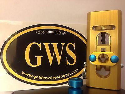 Hot! New! GWS, Copper Wire Stripping Machine,Recycle! 100% MBG, USA