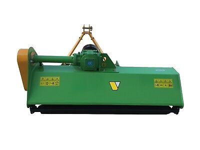 """E-HD-125, 49"""" Heavy Duty Flail Mower from Victory Tractor Implements"""