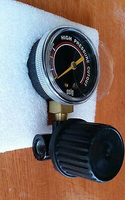key for compressed air /with  new gauge