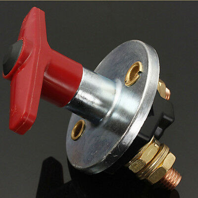 Battery Kill Switch >> 12v 60v Racing Battery Kill Switch Cut Off Power Disconnect