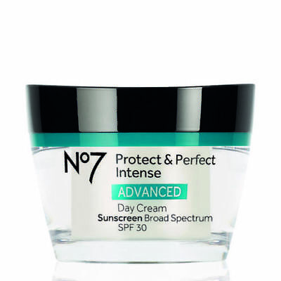 BOOTS No7 protect & and perfect intense advanced day cream - 50ml