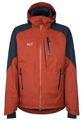 Jack Wolfskin Snow Mountain Jacket Skijacke Men Gr. XL RECCO Wassersäule 10000