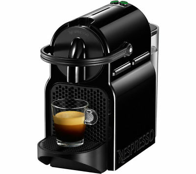 NESPRESSO by Magimix Inissia 11350 Coffee Machine - Black