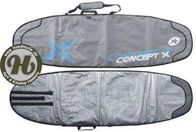 Concept X Rocket Windsurf Boardbag Board Bag 219cm TOP! auch für Twin