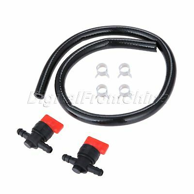 Repair Shut Off Value Fuel Line Kit For BRIGGS & STRATTON 494768 Trimmer Parts