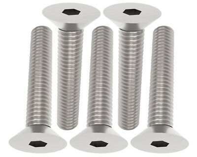 Go Kart Csk Seat Bolts M8 X 75 (Pck 5)