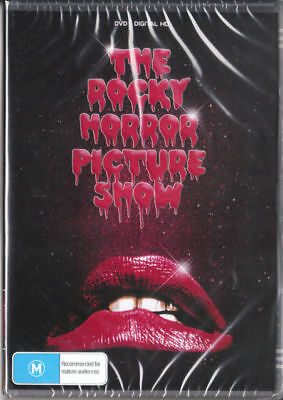 The Rocky Horror Picture Show DVD New and Sealed Australia All Regions