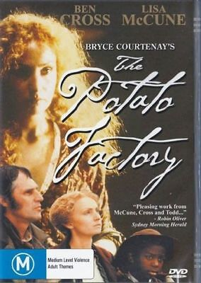 The Potato Factory DVD New and Sealed Australia All Regions