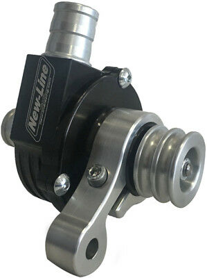Go Kart Newline Aluminium Water Pump In Black Anodized