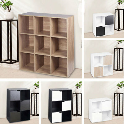 Surprising Bookshelf Bookcase 2 3 Tier Cube Shelves Plant Books Organizer Living Room Decor Home Interior And Landscaping Elinuenasavecom