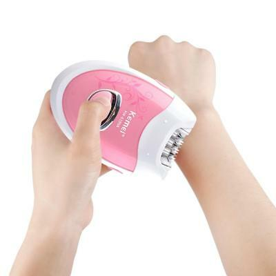 Kemei KM-8001 5 In 1 Rechargeable Shaver Electric Epilator Shaving Hair Remover