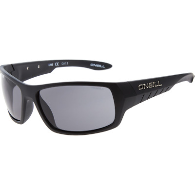 ONEILL Polarized Sunglasses Navy Blue Wrap Frame /& Mirror Lens ONS-LINE 106CT