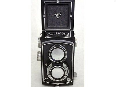 ROLLEICORD III Old Vintage TLR Camera - circa1950