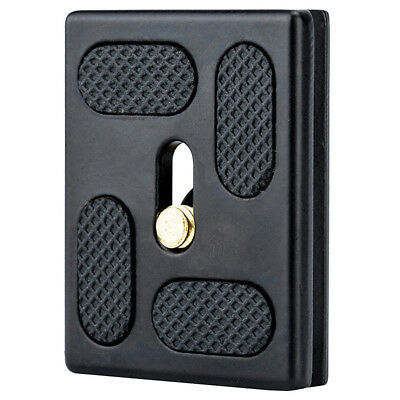 """Tripod Quick Release Plate For Arca Swiss Type System 1/4""""-20 Standard Screw"""
