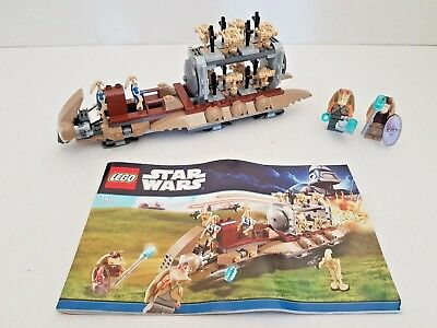 Lego Star Wars 7929 THE BATTLE OF NABOO - Complete