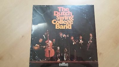 The Dutch Swing College Band – The Dutch Swing College Band Doppel LP 1973
