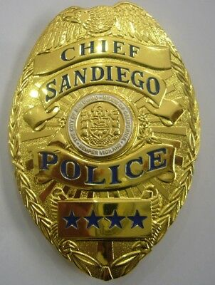 Us Sandiego Badge Uniform