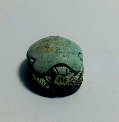 Rare Ancient Egyptian ‎Scarab c New Kingdom (1549–1069) BC